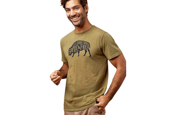 United By Blue Wild & Free Men's Tee