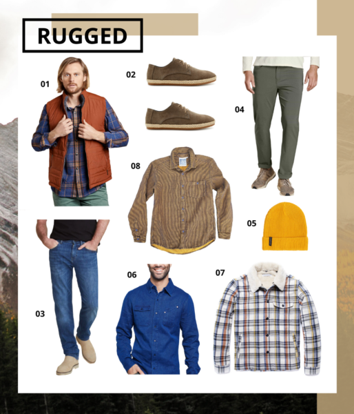 Rugged Style Guide