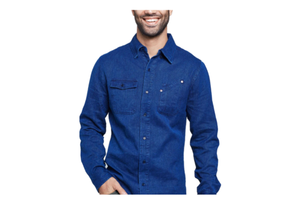 River Denim Work shirt - United by blue