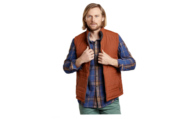 Telluride Sherpa Vest - toad&co
