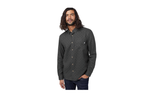 Tentree Mancos LS button up