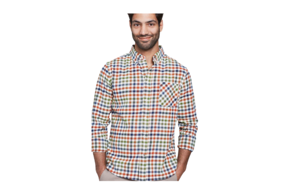 Pitchstone twill button down - United by Blue