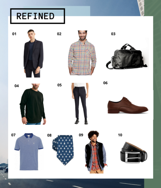 Sustainable Menswear | Refined Men's Style Guide