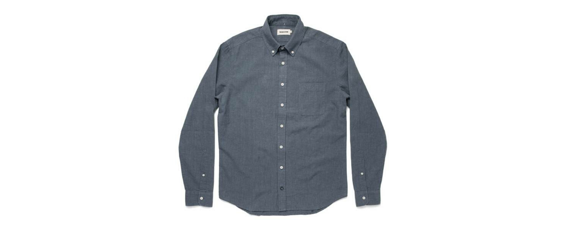 Taylor Stitch - The Jack in dusty blue