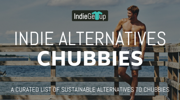 Sustainable Swimwear for men