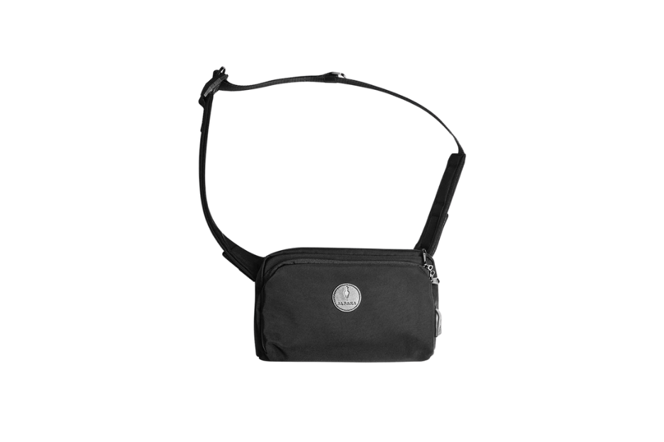 Sling Bag in gray