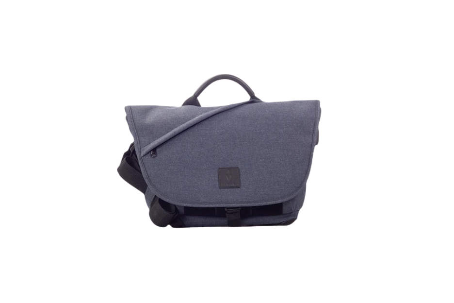Sling bag in the color gray