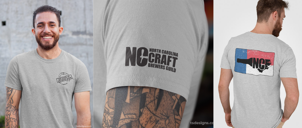 TS Designs North Carolina T-Shirt 7